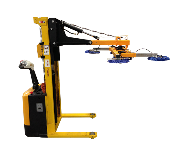 Portable Pneumatic Lift Arms : Quattrolifts glass handling products quality hardware